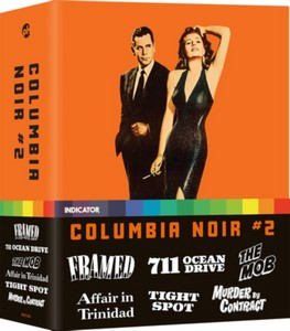 Columbia Noir #2 (Limited Edition) [Blu-ray] [2020]