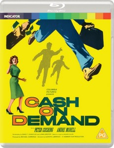 Cash on Demand  [Blu-ray] [2020]