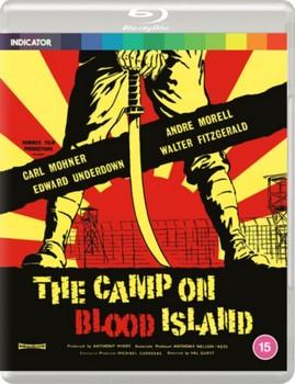 The Camp on Blood Island  [Blu-ray]