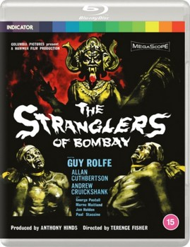 The Stranglers of Bombay  [Blu-ray]