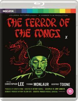 The Terror of the Tongs  [Blu-ray]