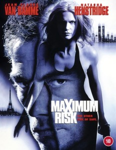 Maximum Risk (1996) [Blu-ray]