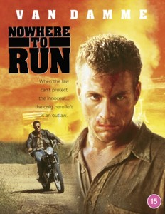 Nowhere to Run (1993) [Blu-ray]