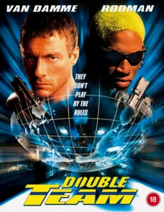Double Team (1997) (Blu-Ray)