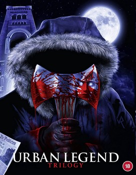 Urban Legend Trilogy ( Blu-Ray )