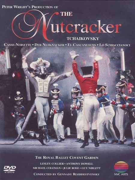 Nutcracker  The (DVD)