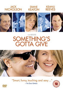 Somethings Gotta Give (2004) (DVD)