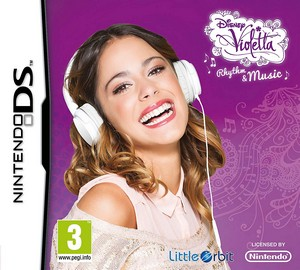 Violetta: Rhythm and Music (Nintendo DS)