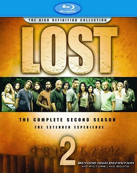 Lost - The Complete Second Season (Blu-Ray)