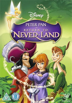 Peter Pan - Return To Never Land (DVD)