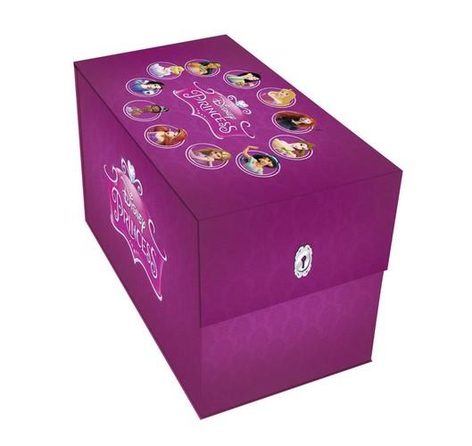 Disney Princess 11 Movie Keepsake Boxset (DVD)