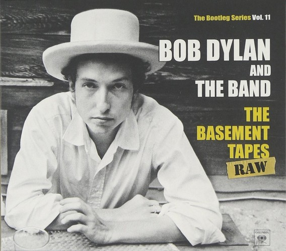 Bob Dylan - Bootleg Series  Vol. 11 (The Basement Tapes – Raw) (Music CD)
