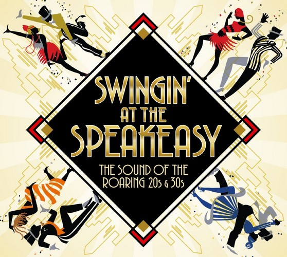 Various Artists - Swingin' at the Speakeasy (Music CD)