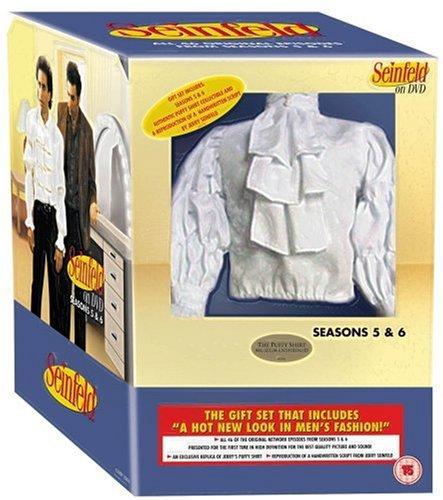 Seinfeld - 5 & 6 (Gift Set) [DVD]