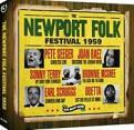 Various Artists - Newport Folk Festival 1959 Box set