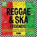 Various Artists - Ultimate Reggae & Ska Legends (Music CD)