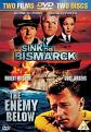 Sink The Bismarck! / Enemy Below (Double Pack) (DVD)