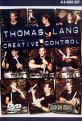 Thomas Lang - Creative Control (Two Discs) (DVD)
