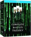 The Matrix - Trilogy (Matrix  Matrix Reloaded / Matrix Revolutions) (Blu-Ray)