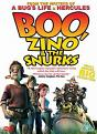 Boo  Zino And The Snurks (Animated) (DVD)