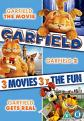 Garfield Collection - Garfield / Garfield - A Tail Of Two Kitties / Garfield Gets Real (DVD)