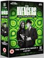 The Avengers: The Complete Series 4 (1966) (DVD)