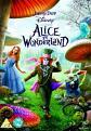 Alice In Wonderland (Disney) (2010) (DVD)