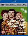 Here We Go Round The Mulberry Bush (Blu-Ray and DVD)