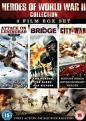 Heroes Of World War Ii Collection (Attack On Leningrad  The Bridge  City Of War) (DVD)