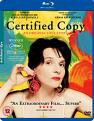 Certified Copy (Blu-Ray) (DVD)
