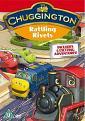Chuggington: Rattling Rivets (Cbeebies) (DVD)