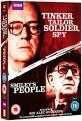 Tinker Tailor Soldier Spy And Smileys People (DVD)