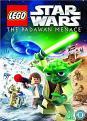 Lego Star Wars: The Padawan Menace (DVD)