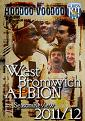 West Bromwich Albion Season Review 2011 / 12 (DVD)