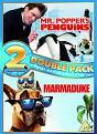 Mr Poppers Penguins / Marmaduke (DVD)