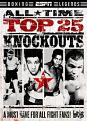 Espn: All Time Top 25 Knockouts (2012) (DVD)