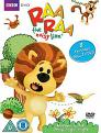 Raa Raa The Noisy Lion: Welcome To The Jingly Jangly Jungle (DVD)
