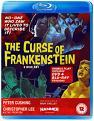 The Curse Of Frankenstein (Blu-Ray + Dvd) (1957) (DVD)