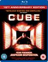 Cube - 15th Anniversary Edition (1997) (Blu-ray)