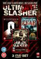 Ultimate Slasher Movie Triple (DVD)