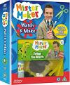 Mister Maker - Watch And Make With Free Mini Make Gift (DVD)