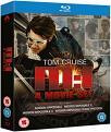 Mission Impossible: Quadrilogy (1-4 Box Set) (Blu-Ray)