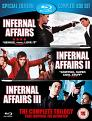 Internal Affairs Trilogy (BLU-RAY)