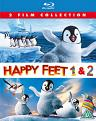 Happy Feet / Happy Feet Two (Blu-ray)