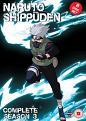 Naruto Shippuden - Complete Season 3 (DVD)