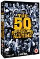 Wwe - Top 50 Superstars Of All Time (DVD)