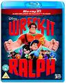 Wreck-It Ralph (Blu-ray 3D + Blu-ray)