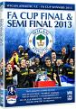 Wigan Athletic Fa Cup Final & Semi Final 2013 (DVD)