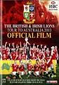 British And Irish Lions Tour To Australia 2013 - Official Film (Highlights) (Blu-Ray)