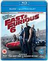 Fast & Furious 6 (Blu-Ray & UV)